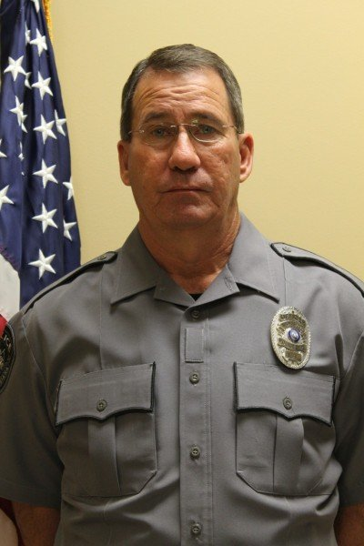 Officer Scott Haydel - Youngsville Police Department