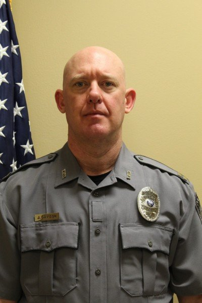 Captain John Davison - Youngsville Police Department