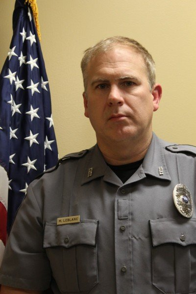 Lieutenant Marc Leblanc - Youngsville Police Department