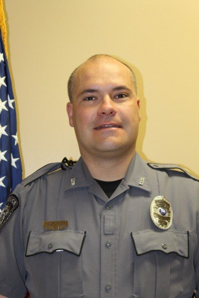 Officer Chad Caruthers - Youngsville Police Department