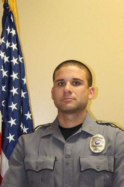 Officer Jed Schaubert - Youngsville Police Department