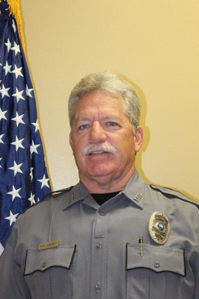 Officer Richard Vincent - Youngsville Police Department