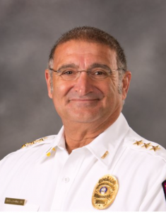 Rickey Boudreaux, Police Chief