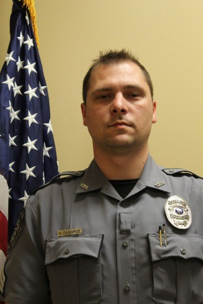 Sergeant Brian LaBorde - Youngsville Police Department