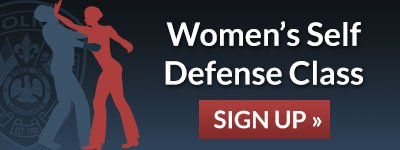 Sign Up for Women's Self-Defense Classes