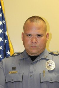 Officer Pedro Alexander - Youngsville Police Department