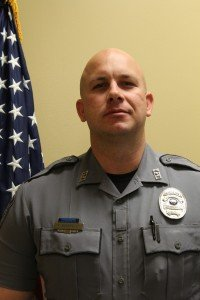 Sergeant Kasey Boudreaux - Youngsville Police Department