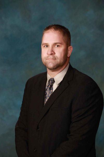 Detective Brian Baumgardner - Youngsville Police Department