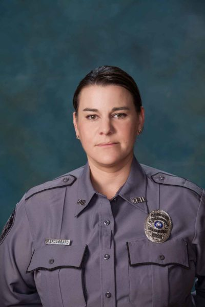 Officer Jade Broussard - Youngsville Police Department
