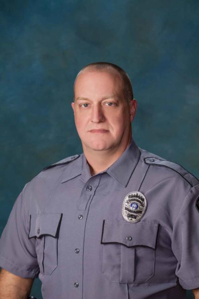 Officer Chad Comeaux - Youngsville Police Department