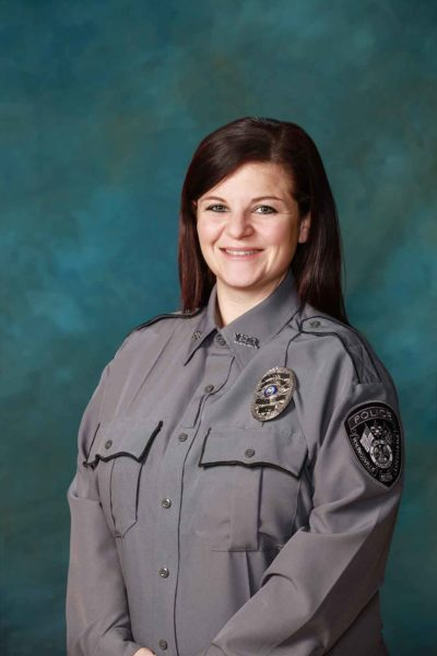 Hillary Fruge - Youngsville Police Department