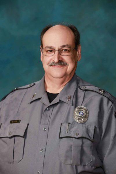 Captain Morgan Green - Youngsville Police Department