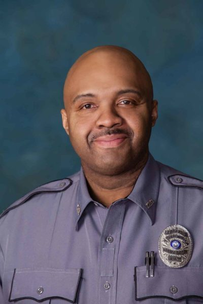 Lieutenant Lloyd Henry - Youngsville Police Department