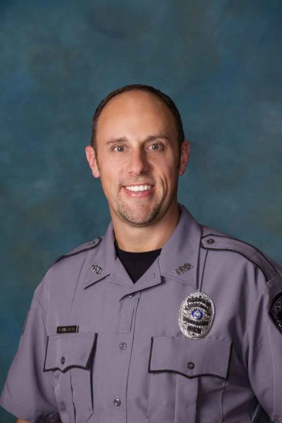 Officer Jeremy Hildalgo - Youngsville Police Department