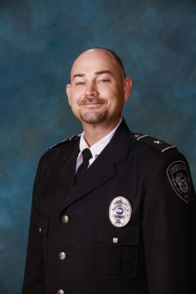 Assistant Chief, Nick Latiolais - Youngsville Police Department