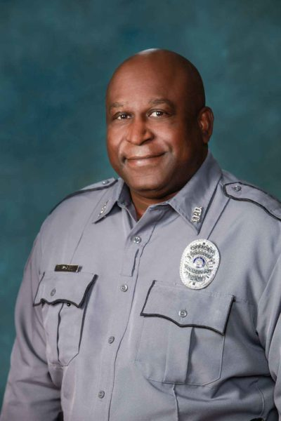Officer Reginald Moseley - Youngsville Police Department
